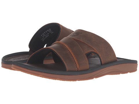 Incaltaminte Barbati Timberland Original Rugged Slide Brown