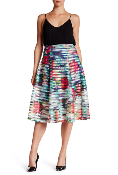 Imbracaminte Femei Nanette Lepore Sazerac Skirt MULTI