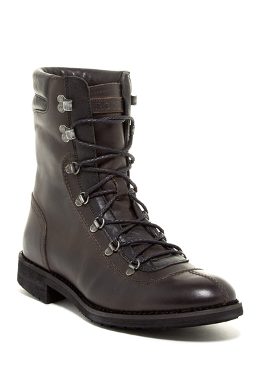 Incaltaminte Barbati Rogue City Hiker Split Toe Boot BROWN-BLACK