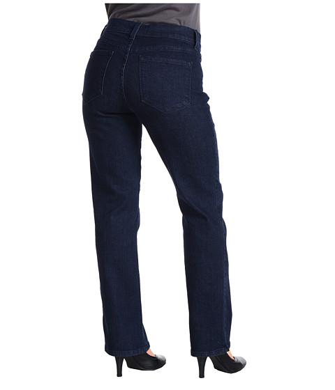 Imbracaminte Femei NYDJ Petite Marilyn 5-Pocket Slim Leg Denim Pant Blue Black