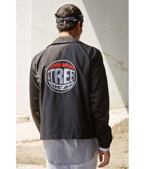 Imbracaminte Barbati Forever21 Vision Street Wear Jacket Blackwhite