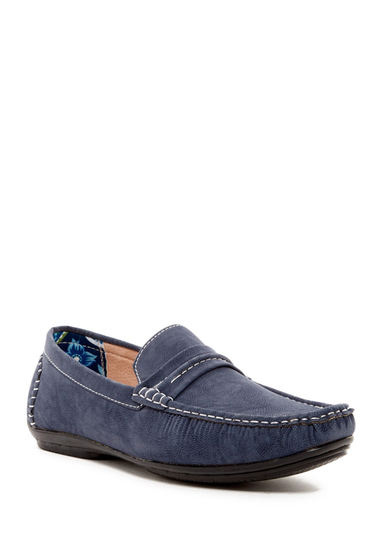 Incaltaminte Barbati Stacy Adams Park Loafer Navy
