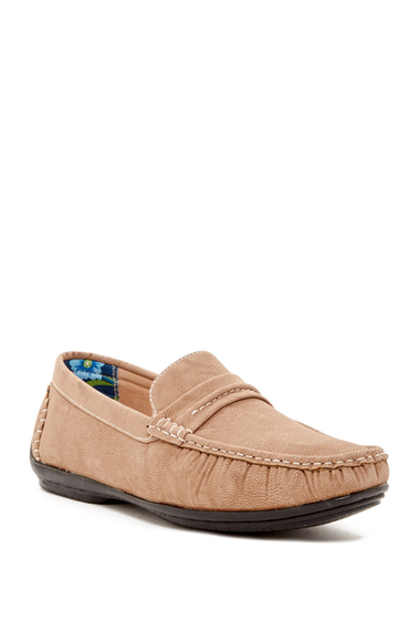 Incaltaminte Barbati Stacy Adams Park Loafer Taupe