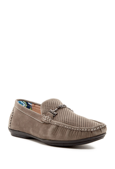Incaltaminte Barbati Stacy Adams Pomp Loafer Gray