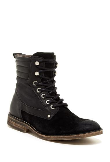 Incaltaminte Barbati Rogue Glota Contrast Boot BLACK