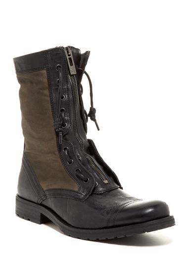 Incaltaminte Barbati Rogue Romb Contrast Boot BROWN-BLACK