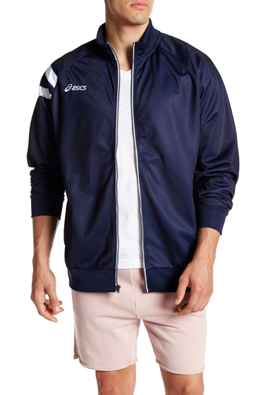 Imbracaminte Barbati ASICS Tiger Warm-Up Jacket NAVY