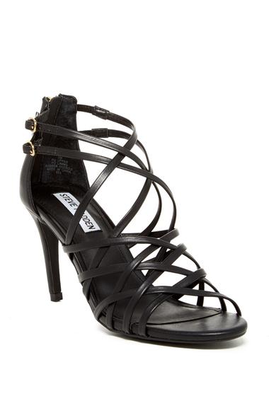 Incaltaminte Femei Steve Madden Fairyy Strappy Sandal BLACK