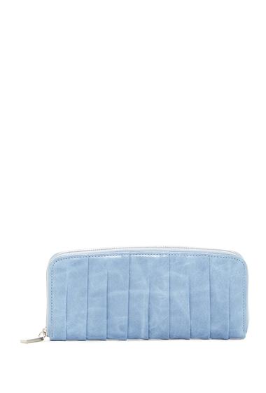 Accesorii Femei Hobo Adeline Leather Wallet GLACIER
