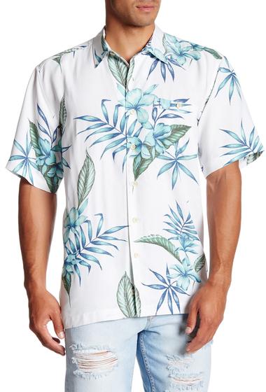 Imbracaminte Barbati Quiksilver Kealoha Short Sleeve Comfort Fit Shirt WBB0-WHITE