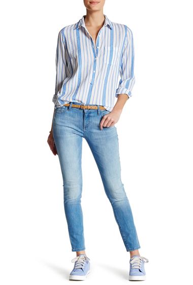 Imbracaminte Femei DL1961 Margaux Instasculpt Ankle Skinny Jean Spencer