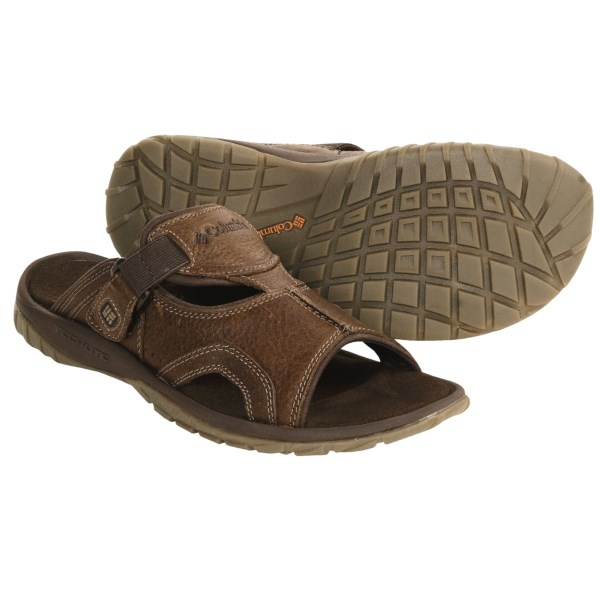 Incaltaminte Barbati Columbia Slate Slide III Sandals SPIRIT (02)