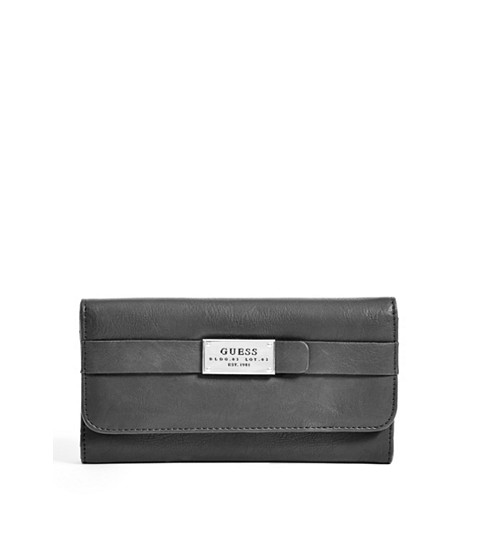 Accesorii Femei GUESS Oliver Wallet black