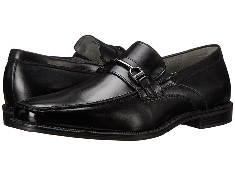 Incaltaminte Barbati Florsheim Forum Bit Slip-On Black Smooth