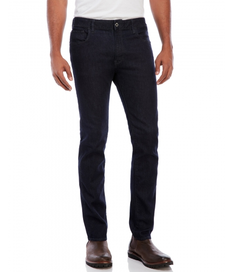 Imbracaminte Barbati G-STAR RAW Deconstructed Slim Straight Jeans Rinsed