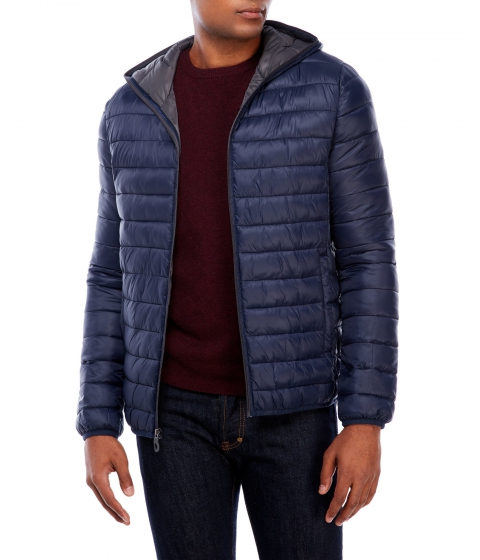 Imbracaminte Barbati Kenneth Cole New York Packable Jacket Midnight