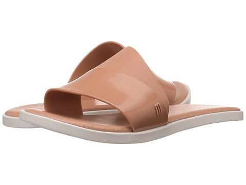 Incaltaminte Femei Melissa Shoes Bronzer BrownWhite