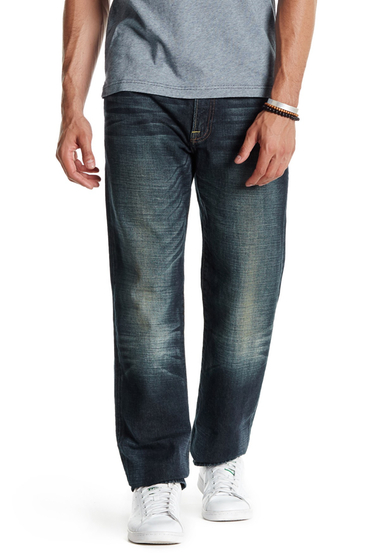 Imbracaminte Barbati Lucky Brand 363 New Vintage Straight Leg Jean OL YOGI
