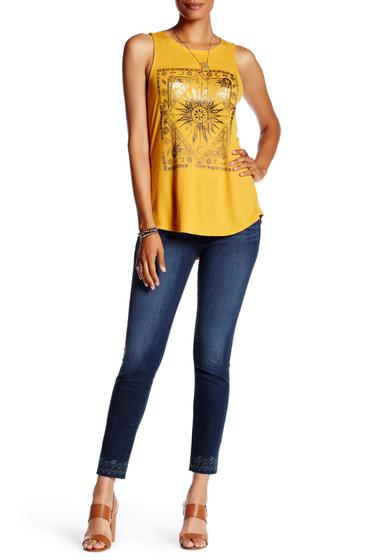 Imbracaminte Femei Lucky Brand Brooke Ankle Skinny Jean CRAWLEY
