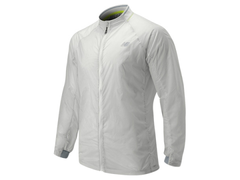 Imbracaminte Barbati New Balance Hyperlite Jacket White