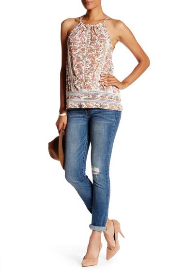 Imbracaminte Femei Lucky Brand Brooke Straight Leg Jean TRENT