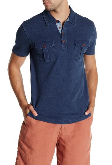 Imbracaminte Barbati Lucky Brand Pocket Polo 419 INDI