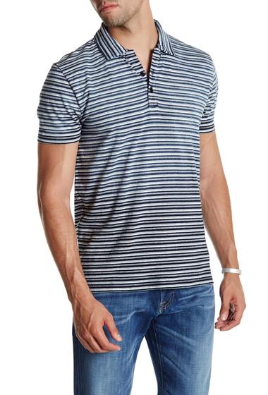 Imbracaminte Barbati Lucky Brand Stripe Polo 419 INDI
