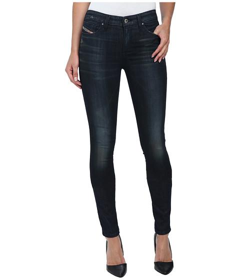 Imbracaminte Femei Diesel Skinzee Trousers 0812 Denim