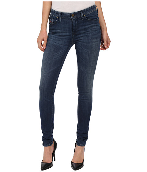 Imbracaminte Femei Diesel Skinzee L32 Trousers 0844B Denim