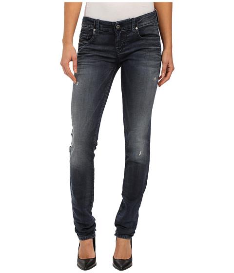 Imbracaminte Femei Diesel Grupee-NE Sweat Jeans 0669D Denim