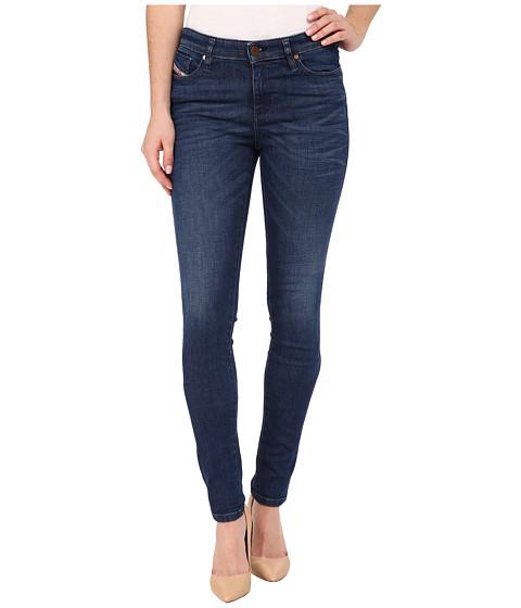 Imbracaminte Femei Diesel Skinzee Trousers in Denim 848L Denim