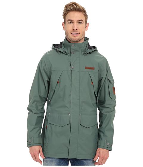 Imbracaminte Barbati Columbia High Passtrade Shell Jacket Commando