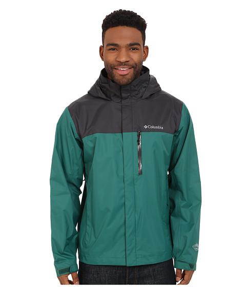 Imbracaminte Barbati Columbia Pourationtrade Jacket Pine GreenShark