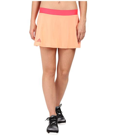 Imbracaminte Femei adidas Club Trend Skort Sun GlowGreen GlowShock Red
