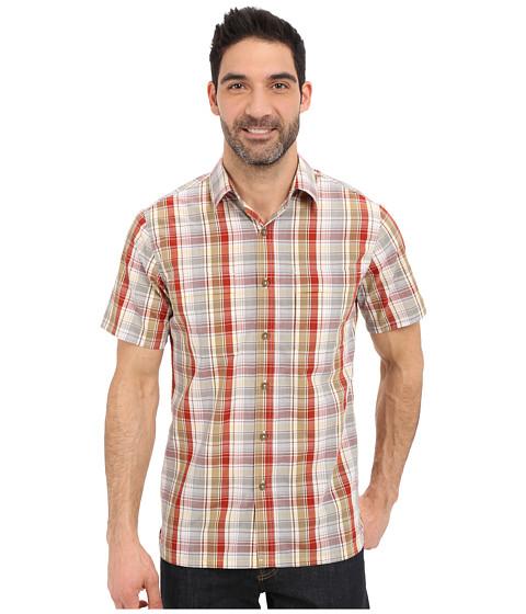 Imbracaminte Barbati Royal Robbins Playa Plaid Short Sleeve Shirt Morocco