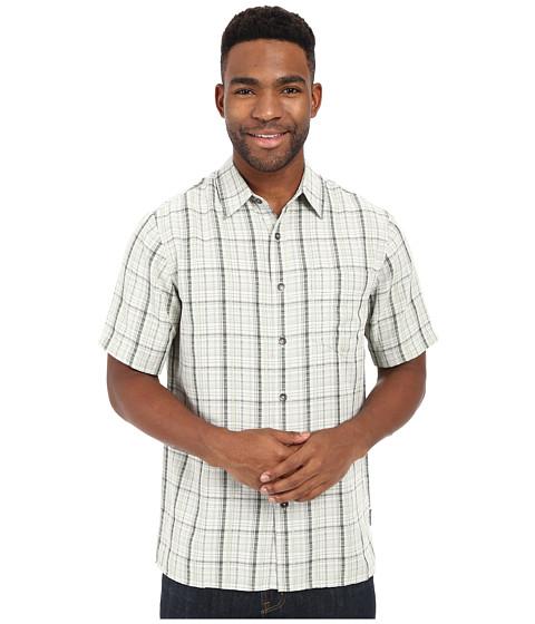 Imbracaminte Barbati Royal Robbins Pilat Plaid Short Sleeve Shirt Shamrock