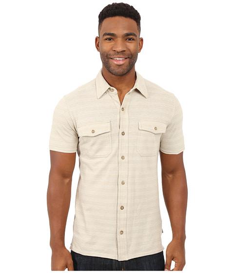 Imbracaminte Barbati Royal Robbins Breeze Thru Stripe Button Front Shirt Light Khaki