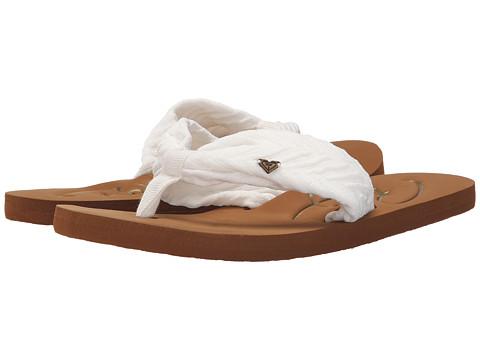 Incaltaminte Femei Roxy Caribe II White