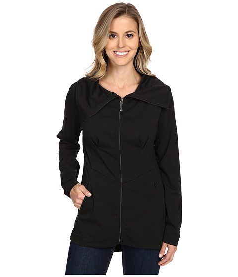 Imbracaminte Femei Royal Robbins Essential Zip-Up Jacket Jet Black