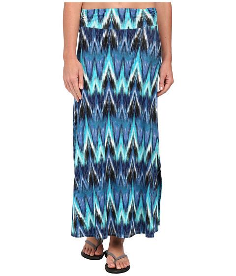 Imbracaminte Femei Aventura Clothing Nevis Maxi Skirt Mosaic Blue