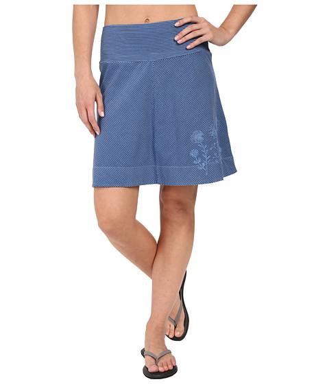 Imbracaminte Femei Aventura Clothing Darby Skirt Blue Yonder