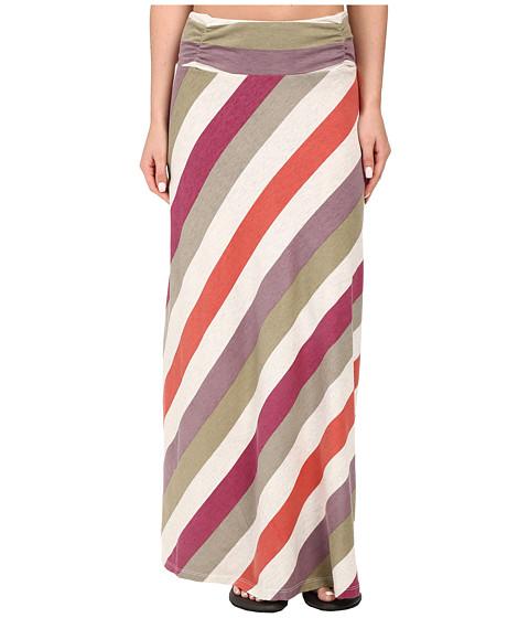 Imbracaminte Femei Aventura Clothing Quinlee Maxi Skirt Spiced Coral