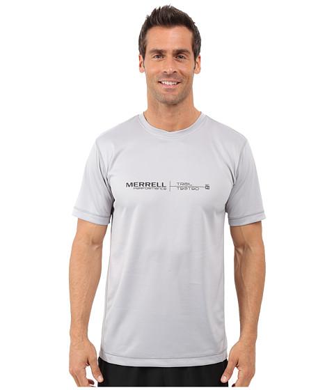 Imbracaminte Barbati Merrell Speed Logo Tech Tee Ash