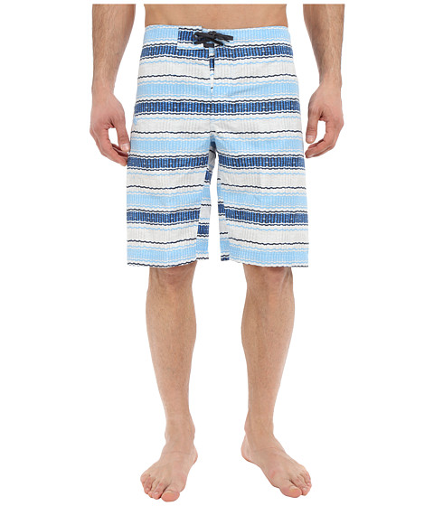 Imbracaminte Barbati Columbia Coast On Bytrade Boardshorts Blue Sky Burley Stripe