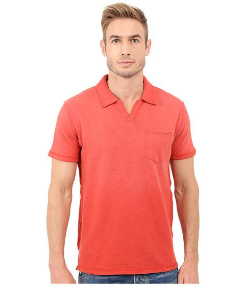 Imbracaminte Barbati Lucky Brand Palm Springs Polo Rococcoo Red