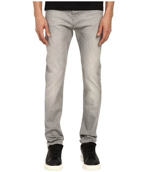 Imbracaminte Barbati McQ Strummer 01 Denim in Washed Mist Washed Mist