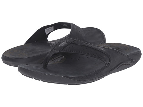Incaltaminte Barbati The North Face Bridgeton Flip Flop TNF BlackTNF Black