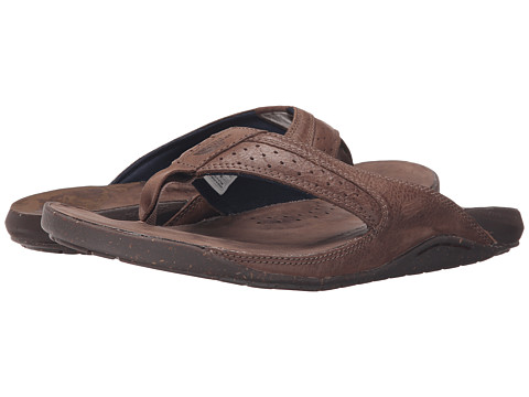 Incaltaminte Barbati The North Face Bridgeton Flip Flop Grey TaupeCosmic Blue (Prior Season)