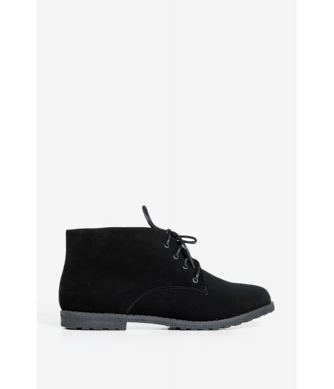 Incaltaminte Femei CheapChic Riley-1 Back To Basics Boot Black