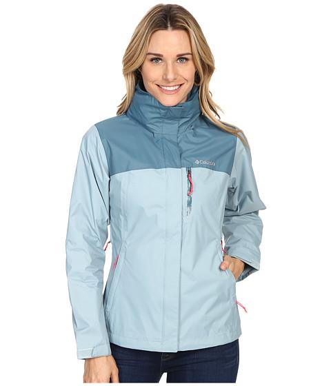 Imbracaminte Femei Columbia Pourationtrade Jacket Stone BlueCloudburst